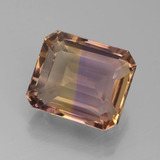 thumb image of 8ct Octagon Facet Bi-Color Ametrine (ID: 442767)