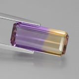 thumb image of 4.4ct Octagon Facet Bi-color Ametrine (ID: 442888)