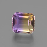 thumb image of 3.3ct Octagon Facet Bi-Color Ametrine (ID: 443020)