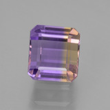 thumb image of 4.1ct Octagon Facet Bi-color Ametrine (ID: 443022)
