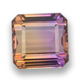 thumb image of 37ct Octagon Step Cut Bi-color Ametrine (ID: 458164)