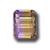 thumb image of 23.9ct Octagon Step Cut Bi-Color Ametrine (ID: 459057)