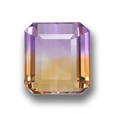 thumb image of 36.6ct Octagon Step Cut Bi-Color Ametrine (ID: 459094)