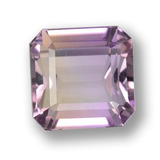 thumb image of 2.4ct Octagon Step Cut Bi-Color Ametrine (ID: 459536)