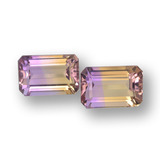thumb image of 5.7ct Octagon Step Cut Bi-Color Ametrine (ID: 459698)