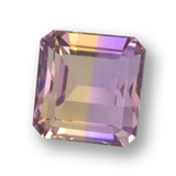 thumb image of 3.2ct Octagon Step Cut Bi-color Ametrine (ID: 459701)