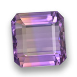 thumb image of 12.2ct Octagon Step Cut Bi-Color Ametrine (ID: 461674)