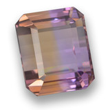thumb image of 17.3ct Octagon Step Cut Bi-color Ametrine (ID: 461685)