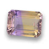 thumb image of 2.1ct Octagon Step Cut Bi-Color Ametrine (ID: 461834)