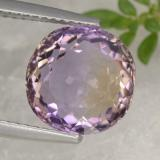 thumb image of 5.2ct Oval Facet Bi-Color Ametrine (ID: 470241)