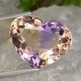 thumb image of 9ct Heart Facet Bi-Color Ametrine (ID: 476503)