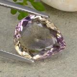 thumb image of 6ct Pear Facet Bi-Color Ametrine (ID: 483789)