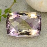 thumb image of 9.4ct Cushion Checkerboard Bi-Color Ametrine (ID: 483794)