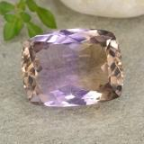 thumb image of 7.7ct Cushion-Cut Bi-color Ametrine (ID: 483890)