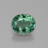 thumb image of 1ct Oval Facet Blue Green Apatite (ID: 392743)