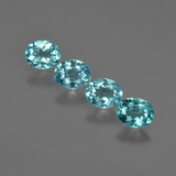 thumb image of 1.5ct Oval Facet Blue Apatite (ID: 422495)