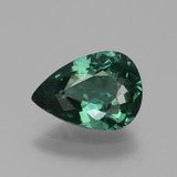 thumb image of 1.8ct Pear Facet Green Apatite (ID: 432270)