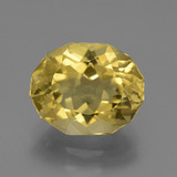 thumb image of 5.2ct Oval Fancy Facet Golden Apatite (ID: 447311)