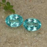 thumb image of 1.6ct Oval Facet Green Blue Apatite (ID: 476554)