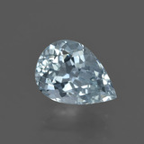 thumb image of 1.9ct Pear Facet Light Blue Aquamarine (ID: 408758)