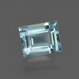 thumb image of 1.5ct Baguette Facet Light Blue Aquamarine (ID: 410116)