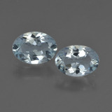thumb image of 1.3ct Oval Facet Light Blue Aquamarine (ID: 418598)