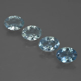 thumb image of 2.3ct Oval Facet Light Blue Aquamarine (ID: 418815)
