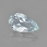 thumb image of 2.1ct Pear Facet Light Blue Aquamarine (ID: 458836)