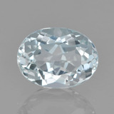 thumb image of 1.7ct Oval Facet Light Blue Green Aquamarine (ID: 459185)