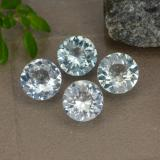 thumb image of 2.8ct Round Facet Light Blue Aquamarine (ID: 474307)