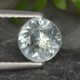 thumb image of 0.6ct Round Facet Light Blue Aquamarine (ID: 494974)