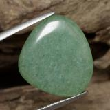 thumb image of 23.3ct Fancy Cabochon Green Aventurine (ID: 470862)