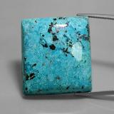 thumb image of 55.2ct Baguette Cabochon Multicolour Blue Azurite (ID: 362824)