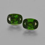thumb image of 1.8ct Cushion-Cut Green Chrome Diopside (ID: 417718)