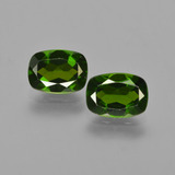 thumb image of 1.9ct Cushion-Cut Green Chrome Diopside (ID: 417720)