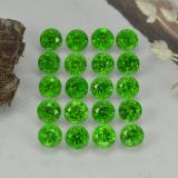 thumb image of 1.4ct Round Facet Green Chrome Diopside (ID: 468247)