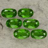 thumb image of 1.6ct Oval Facet Green Chrome Diopside (ID: 469109)
