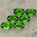 thumb image of 1.6ct Oval Facet Green Chrome Diopside (ID: 469112)
