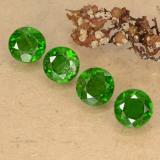 thumb image of 2.2ct Round Facet Green Chrome Diopside (ID: 488934)