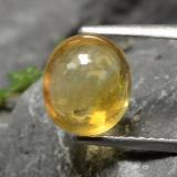 thumb image of 2.4ct Oval Cabochon Yellow Golden Citrine (ID: 322046)