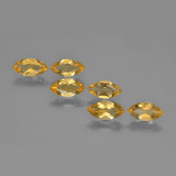 thumb image of 2.6ct Marquise Facet Yellow Golden Citrine (ID: 353746)