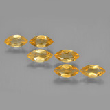 thumb image of 2.6ct Marquise Facet Yellow Golden Citrine (ID: 353765)