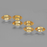 thumb image of 3ct Marquise Facet Yellow Golden Citrine (ID: 353766)