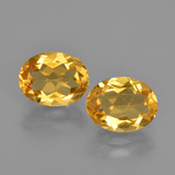 thumb image of 3.4ct Oval Facet Yellow Golden Citrine (ID: 413476)