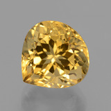 thumb image of 4.9ct Pear Facet Yellow Golden Citrine (ID: 428517)