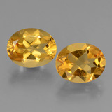 thumb image of 4.7ct Oval Facet Yellow Golden Citrine (ID: 433496)