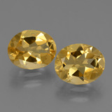 thumb image of 4.5ct Oval Facet Yellow Golden Citrine (ID: 433534)