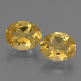 thumb image of 4.5ct Oval Facet Yellow Golden Citrine (ID: 433737)