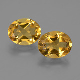 thumb image of 4.5ct Oval Facet Yellow Golden Citrine (ID: 433783)