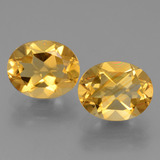 thumb image of 2.7ct Oval Facet Bright Gold Citrine (ID: 434011)